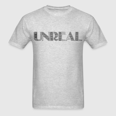Unreal Designs Casual Hoodie - Men's T-Shirt