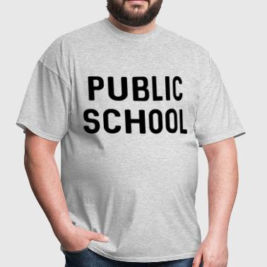Public School - Men's T-Shirt