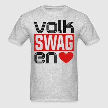 volk SWAG en - Men's T-Shirt