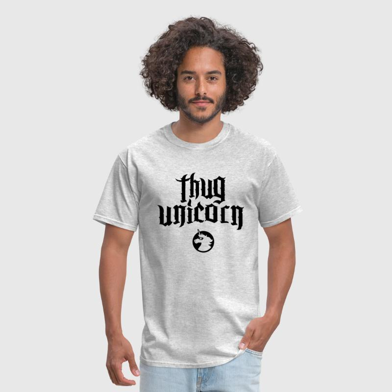 Thug Unicorn - Men's T-Shirt