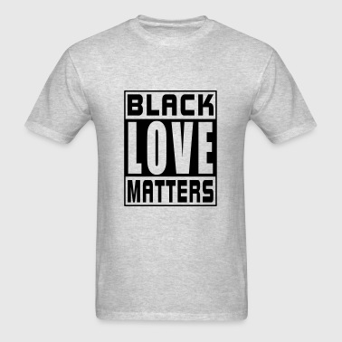 Black Love Matters - Men's T-Shirt
