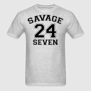 Savage 24 Seven - Men's T-Shirt
