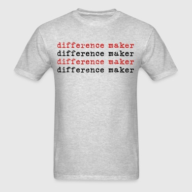 Difference Maker - Men's T-Shirt