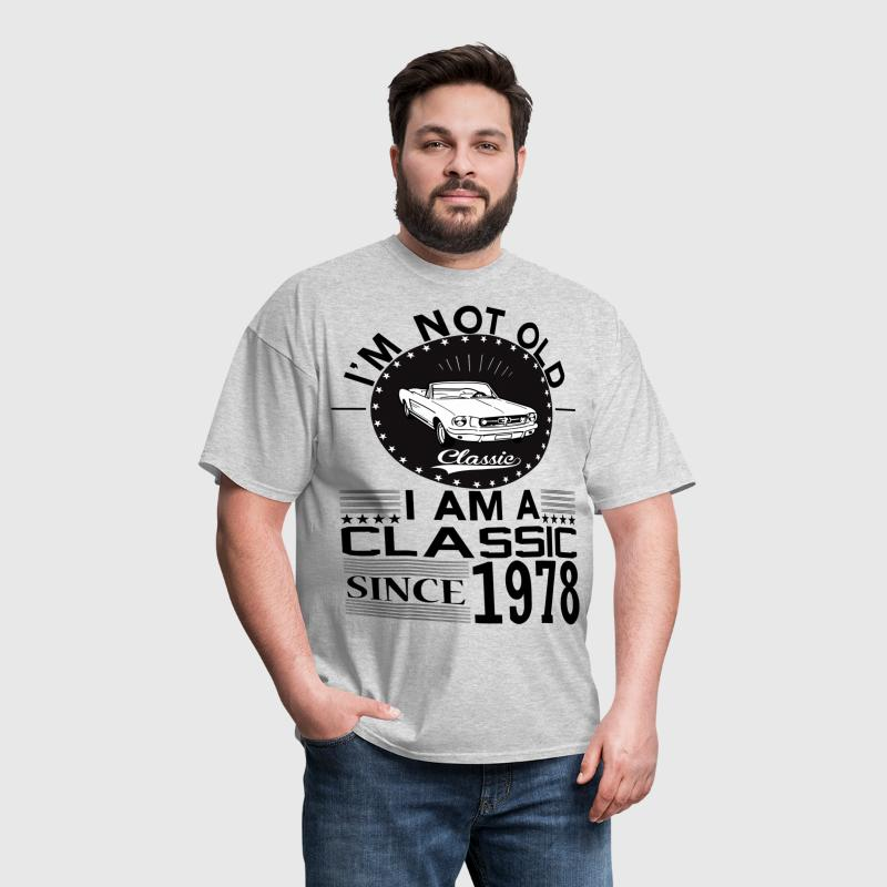 Classic since 1978 - Men's T-Shirt