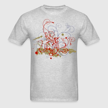 scribbles - Men's T-Shirt