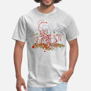 Scribbling scribbles - Men's T-Shirt