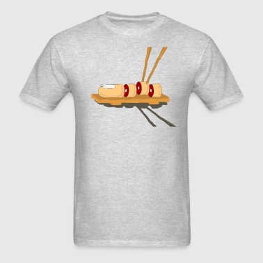 Sushi Finger - Men's T-Shirt