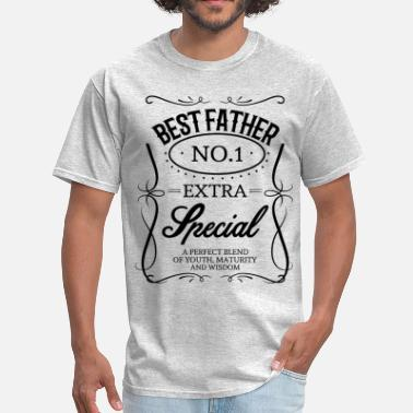 Best Father BEST FATHER - Men's T-Shirt