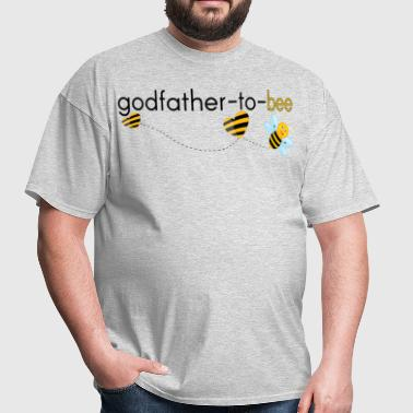 Godfather To Bee.. - Men's T-Shirt