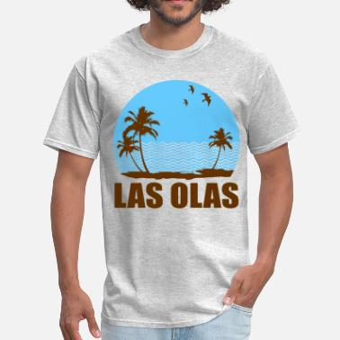 La Ola las_olas45 - Men's T-Shirt