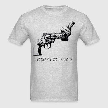 Non-violence - Men's T-Shirt