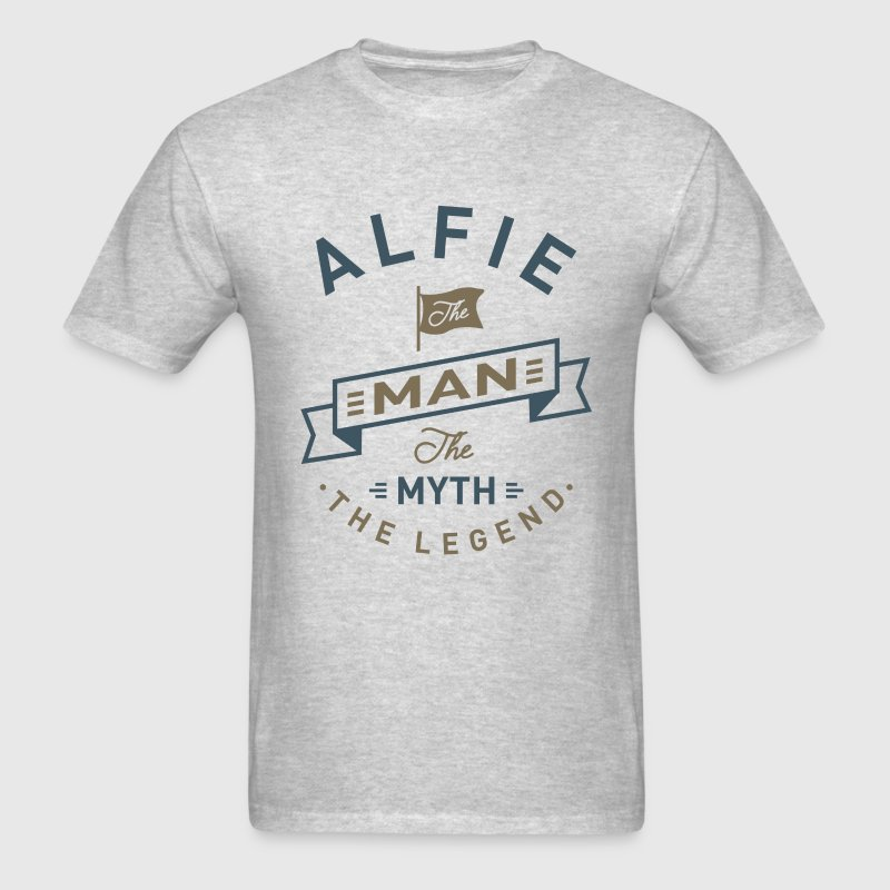 Alfie - Men's T-Shirt