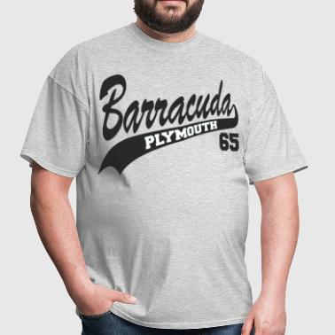 65 Barracuda - Men's T-Shirt