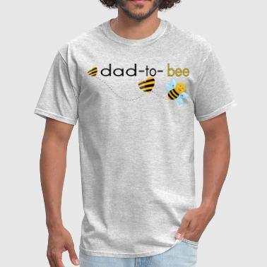 Dad To Bee.. - Men's T-Shirt