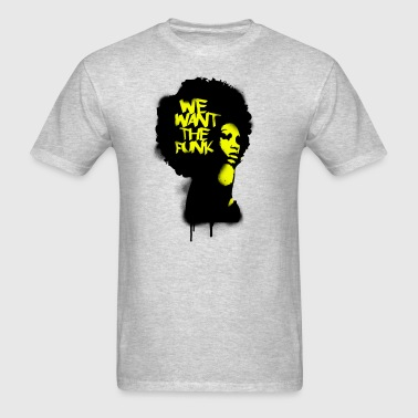 The Funk. - Men's T-Shirt
