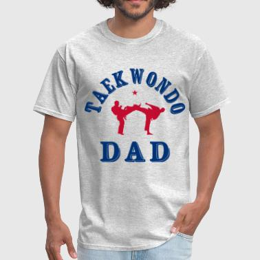 Taekwondo Dad - Men's T-Shirt