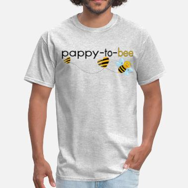 Grand Pappy Pappy To Bee.. - Men's T-Shirt