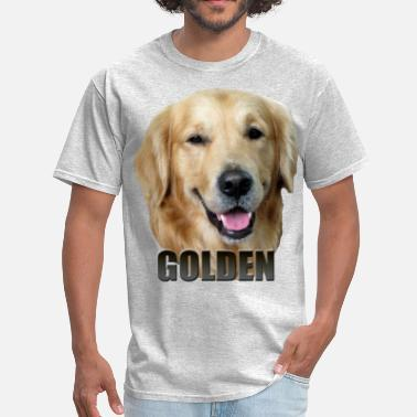 Golden Retriever Golden retriever - Men's T-Shirt
