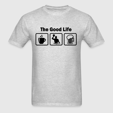 Water Polo The Good Life - Men's T-Shirt