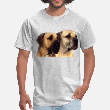 Mastiff Dog Mastiff - Men's T-Shirt