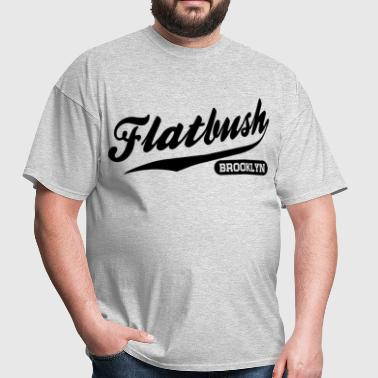 Flatbush Brooklyn - Men's T-Shirt