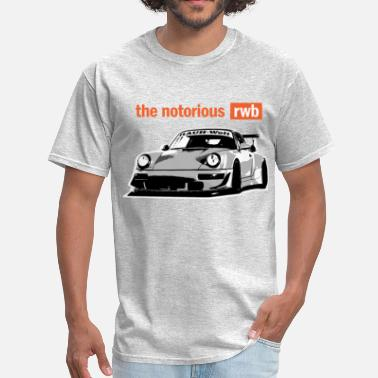 Rauh Welt Notorious RWB - Men's T-Shirt