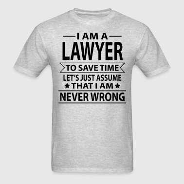 Lawyer - Men's T-Shirt