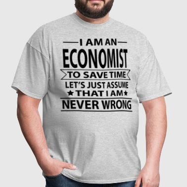 Economist - Men's T-Shirt