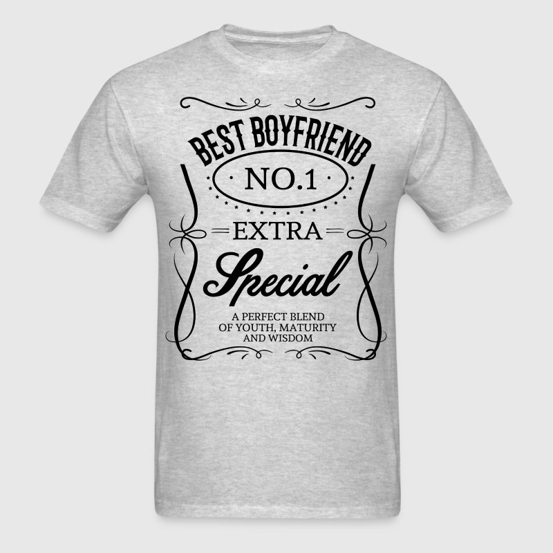 BEST BOYFRIEND - Men's T-Shirt
