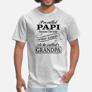 3c09f0751 Shop Papi Design T-Shirts online   Spreadshirt