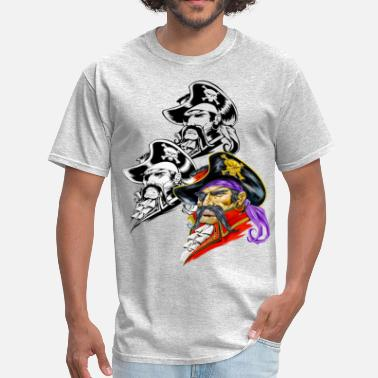 Graphic Pirates pirate - Men's T-Shirt