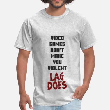 Lag Games game lag - Men's T-Shirt