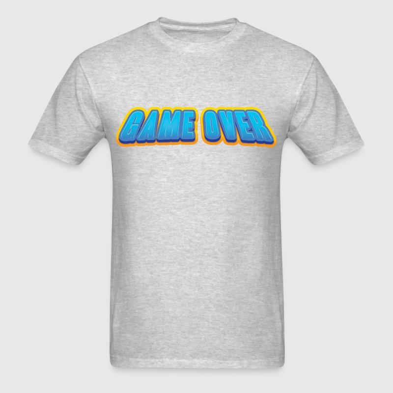 Game Over - Retro Arcade - Men's T-Shirt