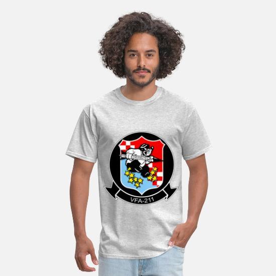 VFA-211 Checkmates US Navy Logo Men's T-Shirt | Spreadshirt