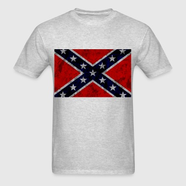 Confederate Flag - Men's T-Shirt