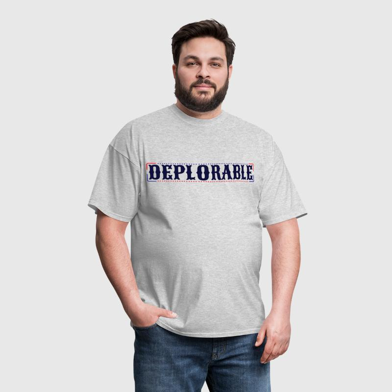 Deplorable - Men's T-Shirt