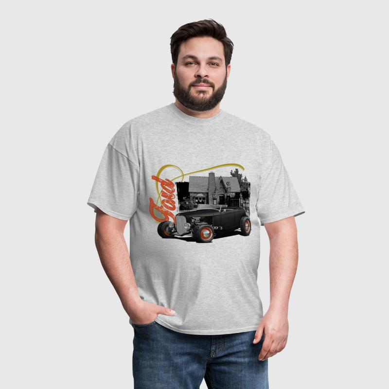 Custom Ford Roadster - Men's T-Shirt