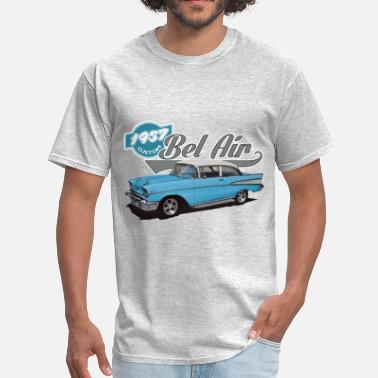 Bel 1957 Chevrolet Bel Air - Men's T-Shirt