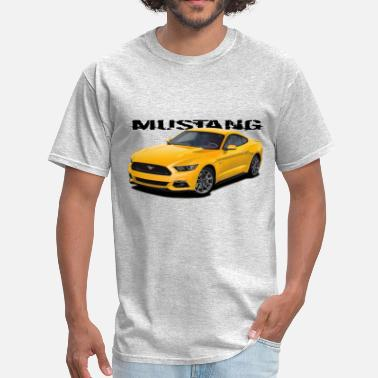 Ford Mustang Cobra 1968 T-Shirt United We Stang American Classic Tee Shirt