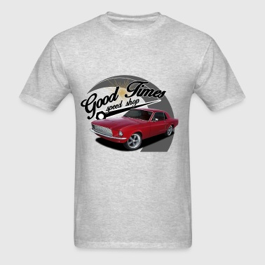 Good Times Mustang - Men's T-Shirt