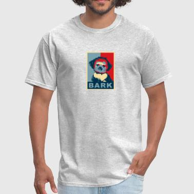 Bark Zoey Bark! - Men's T-Shirt