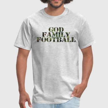 God Family Football - Men's T-Shirt