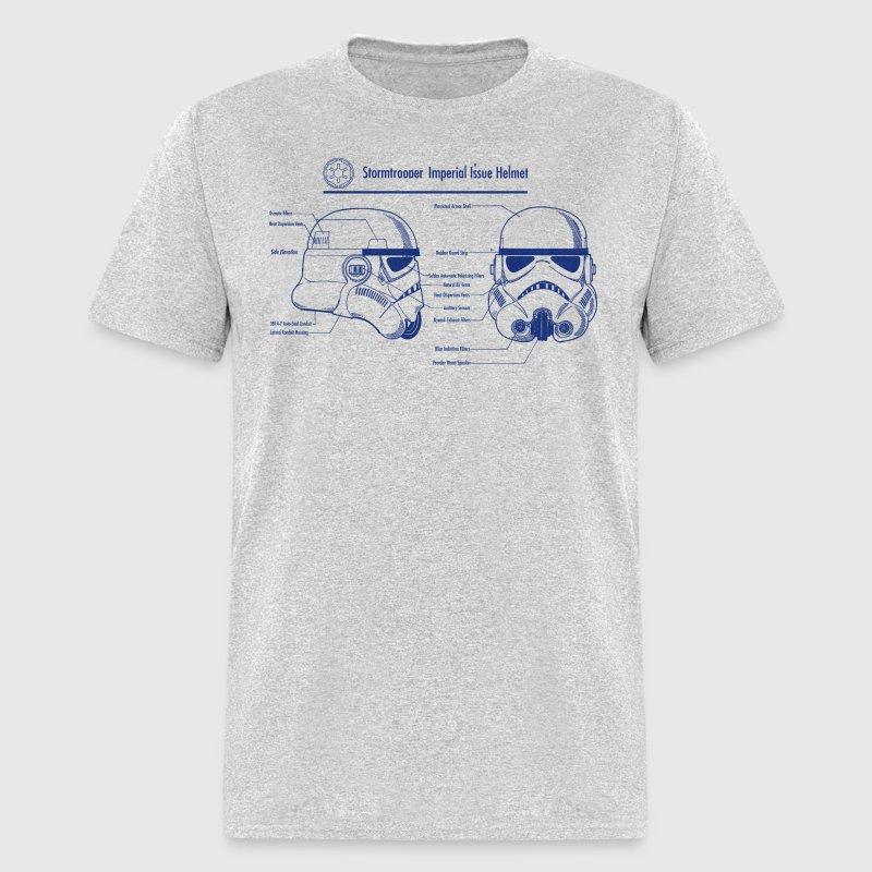 Stormtrooper blueprint star wars by mr robot tv spreadshirt stormtrooper blueprint star wars mens t shirt malvernweather Choice Image