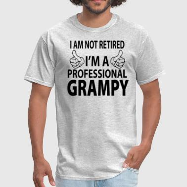 Grampy - Men's T-Shirt