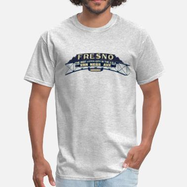 Fresno California Fresno - Men's T-Shirt
