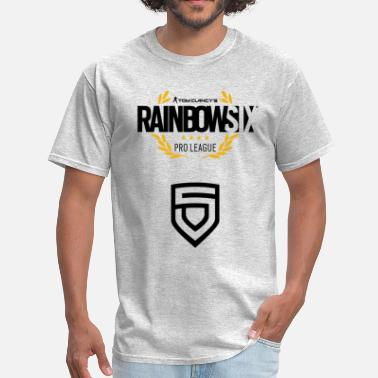 Six Penta Sports Rainbow Six Siege Pro League - Men's T-Shirt