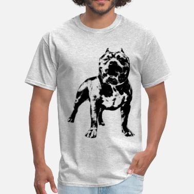 Bully Dog American Bully - Men's T-Shirt