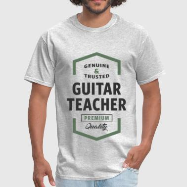 Guitar Teacher Logo Tees - Men's T-Shirt