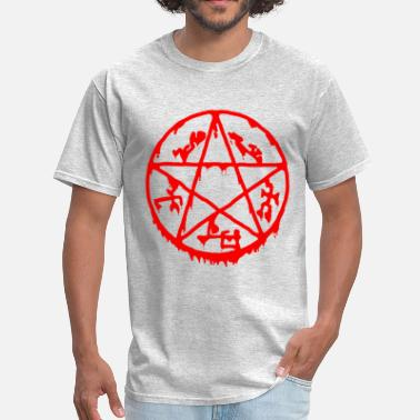 Pentacle Pentacle - Men's T-Shirt