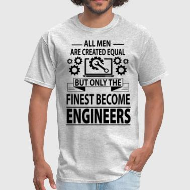 Economy Engineer - Men's T-Shirt